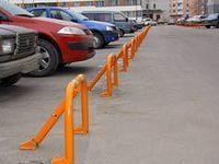 автомобильных ограждений в Томске