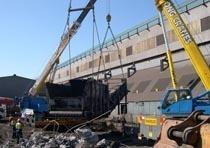 Демонтаж конструкций из металла в Томске