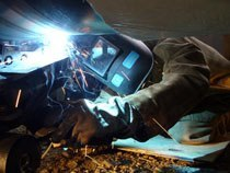 Устранение трещин и микротрещин в металле г.Томск
